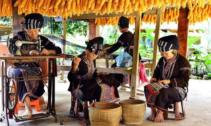 18-12-2020 khai mạc Ngày hội văn hóa Lai Châu tại Hà Nội