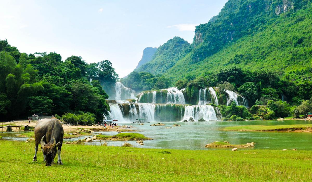 Du lịch Cao Bằng