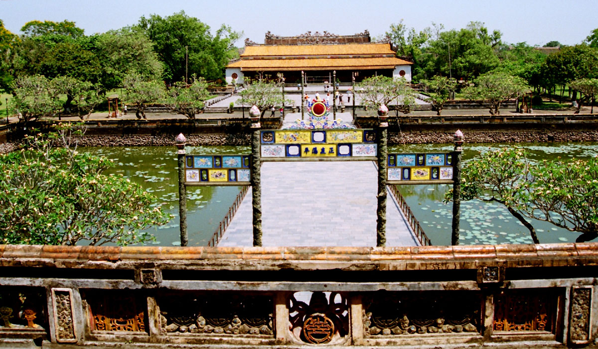 Du lịch Thừa Thiên - Huế