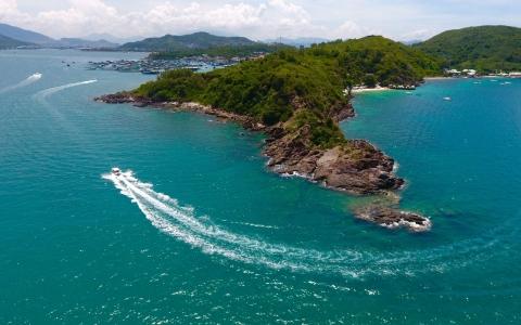 Duyên hải Nam Trung Bộ