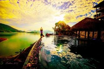 Review #10 Resort Hòa Bình cảnh đẹp như tiên mà giá cả cực tốt