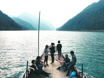 Hồ Hòa Bình - điểm trải nghiệm, khám phá thú vị