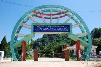 Du Lịch Suối nước nóng Kim Bôi
