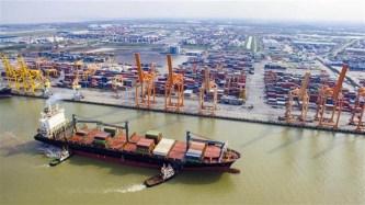 'TP cảng Phú Mỹ' (Bà Rịa - Vũng Tàu) - tâm điểm mới của thị trường BĐS