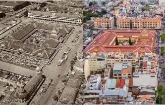 Chợ Lớn xưa và nay