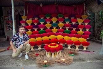 Tìm về chốn bình yên ở làng hương Thủy Xuân giữa lòng cố đô Huế