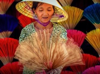Ghé thăm làng hương Thuỷ Xuân - Nơi lưu giữ nét đẹp con người cố đô