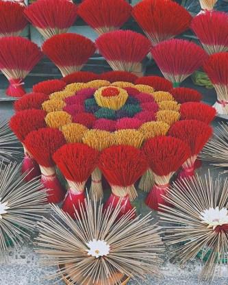 Bản sắc Việt Nam (P5) - Làng hương Thủy Xuân - Huế: Những nét màu tươi tắn giữa lòng cố đô thâm trầm