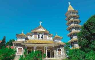 Đan viện Thiên An – Thánh địa tôn nghiêm ngập tràn thần khí