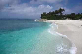 Canô di vòng quanh khám hiểm Đảo Lý Sơn và khám phá Đảo Bé