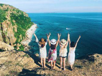 Đảo Lý Sơn – thiên đường biển xanh của xứ Quảng Ngãi