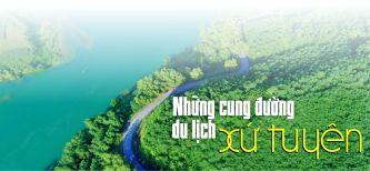 Những cung đường du lịch xứ Tuyên