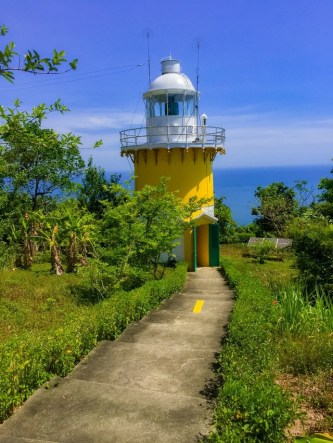 Ngọn hải đăng cổ trên bán đảo Sơn Trà