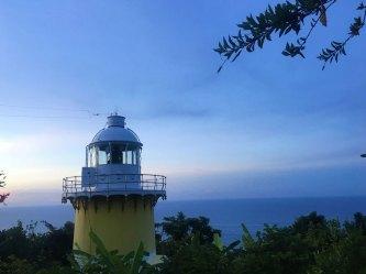 Ngắm biển từ ngọn Hải Đăng Tiên Sa Đà Nẵng