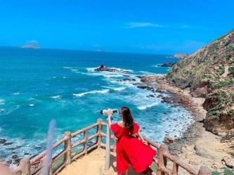 TOUR VIP - QUY NHƠN   Đảo Kỳ Co   Eo Gió   Gồm Vé Máy Bay   KS 3 Sao (3N2Đ)