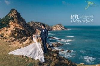 Chủ đề: Bộ ảnh cưới tại Éo Gió, Quy nhơn