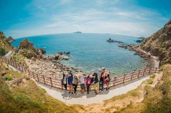 Du lịch Quy Nhơn Bình Định: Kỳ Co – Eo Gió