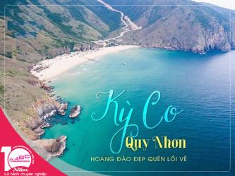 Tour Hà Nội - Quy Nhơn - Kỳ Co - Eo Gió (4 ngày 3 đêm)