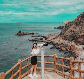[A-Z] Kinh nghiệm du lịch Eo Gió Quy Nhơn: đường đi, giá vé, có gì chơi..?