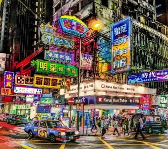 Những con phố buôn bán sầm uất ở Hồng Kông du khách nên biết