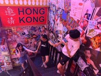 Giới trẻ Hà Nội hào hứng với điểm check in 'Hong Kong thu nhỏ' mới