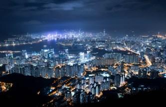 Ngắm Hồng Kông từ trên cao