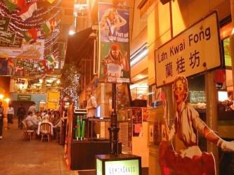 Điểm danh những khu phố giải trí về đêm lý tưởng ở Hong Kong