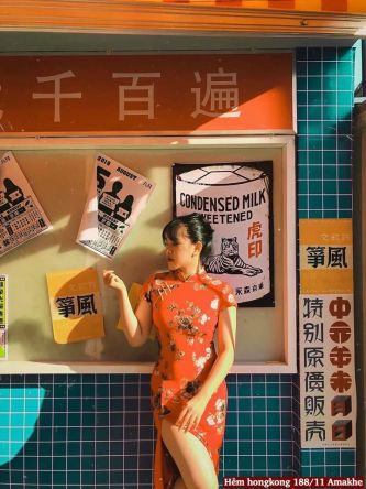 Xuất hiện hẻm Hong Kong Buôn Ma Thuột mới toanh 'đậm chất điện ảnh'