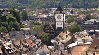 Freiburg: thành phố xanh đẹp như cổ tích