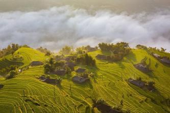 Hành trình Hoàng Su Phì, Tây Côn Lĩnh đẹp thơ mộng, hùng vĩ