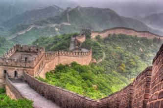 Những công trình có kiến trúc đặc trưng nhất tại Trung Quốc