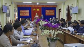 Hội thảo Tầm nhìn và chiến lược phát triển huyện Kon Plông giai đoạn 2021-2030
