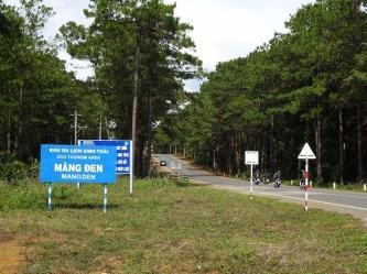 Thành lập thị trấn Măng Đen thuộc huyện Kon Plông, tỉnh Kon Tum