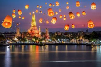 Cẩm nang du lịch Thái Lan từ A đến Z