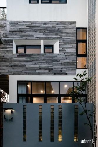 """Ngôi nhà phố vạn người mơ ước được xây trên mảnh đất hình """"trái xoài"""" ở Huế"""