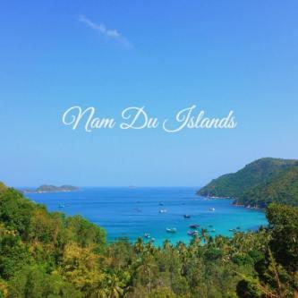 Nam Du, ngày biển xanh gọi nắng