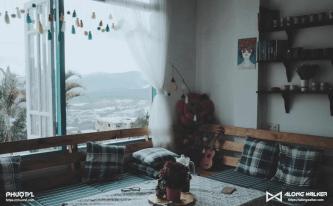 Phiêu bồng với homestay biệt thự Vie Dallat trên đồi cao ngắm cảnh đẹp thỏa thích