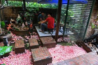 [Photo] Cận cảnh quán ăn làng quê độc đáo giữa lòng Thủ đô – Báo VietnamPlus