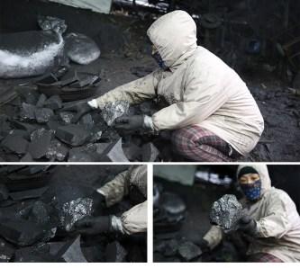 Nỗi niềm nghề điêu khắc than...