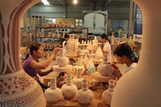 Du lịch Tết Nguyên Đán, thăm làng nghề truyền thống ở Hải Dương