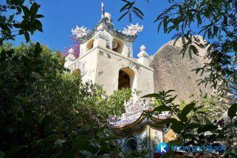 [Bình Thuận] thắng cảnh chùa Cổ Thạch