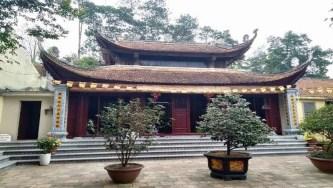 Vãn cảnh Tiên Châu cổ tự