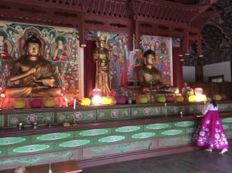 Vãn cảnh chùa cổ ngàn năm ở Triều Tiên