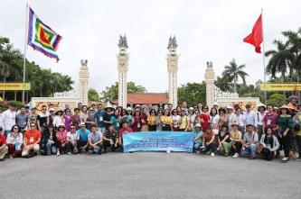 Trên 100 doanh nghiệp lữ hành khảo sát du lịch MICE tại Quảng Yên