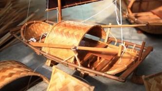 Làng nghề đan ngư cụ truyền thống Hưng Học ở Quảng Ninh