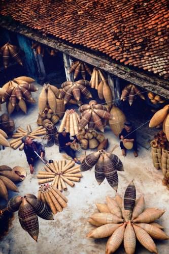 Đan đó, nghề truyền thống độc đáo của người dân đồng bằng Bắc Bộ