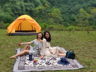 Khám phá thảo nguyên Đồng Lâm - nơi giải nhiệt lý tưởng cho mùa hè
