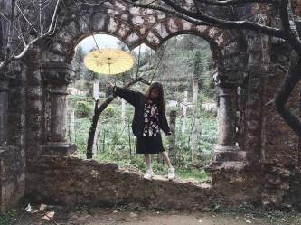 """Tu viện Tả Phìn - Vẻ đẹp """"ma mị"""" giữa lòng Sa Pa"""