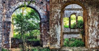 Tu viện cổ Tả Phìn: Nơi thời gian ngừng lại giữa núi rừng Sapa