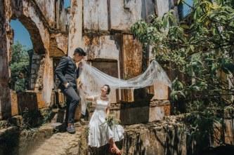 Chụp ảnh đẹp ma mị tại Tu viện cổ Tả Phìn ở Sa Pa - Lào Cai